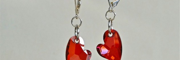 Devoted Heart Earrings