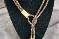 King Neptune Double Necklace