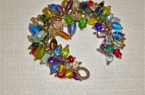 Cha-Cha Multi Coloured Bracelet