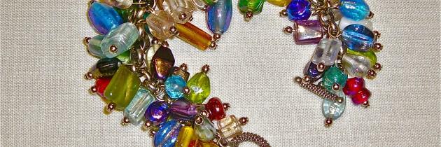 Cha-Cha Multi Coloured Bracelet