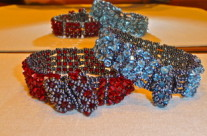 Crystal Tile Bracelet