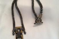 Golden Frames – Necklace