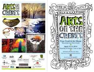 Arts on the Credit Show