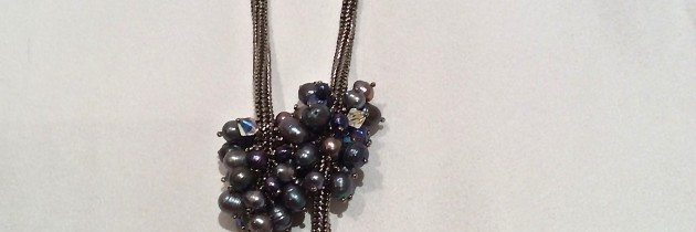 King Neptune Necklace in Nickel