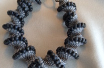 Shades of Grey Cellini Bracelet