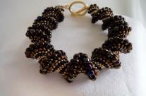 Bronze Cellini Bracelet