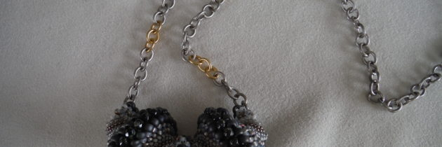 Shades of Grey Cellini Necklace